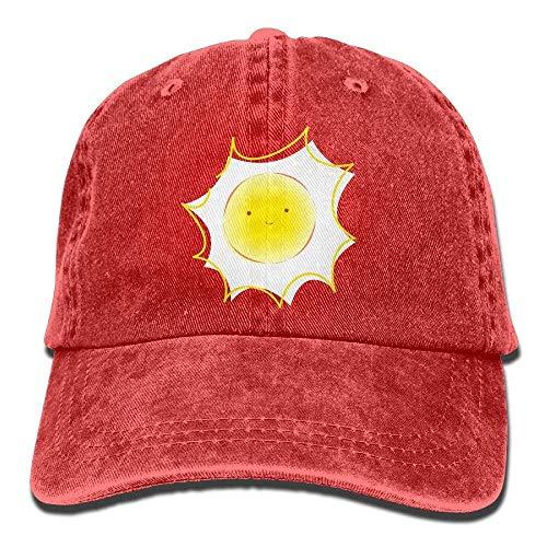 Hat Sun Yellow Denim Skull Cap Cowboy Cowgirl Sport Hats for Men Women