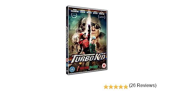 Turbo Kid [Edizione: Regno Unito] [Reino Unido] [DVD]: Amazon.es: Cine y Series TV