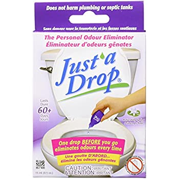 Amazon Com Just A Drop Toilet Personal Odor Reducer And