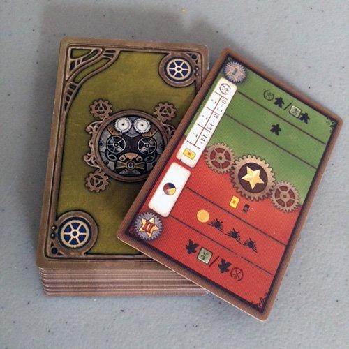 Scythe Automa Cards Deck: Amazon.es: Juguetes y juegos