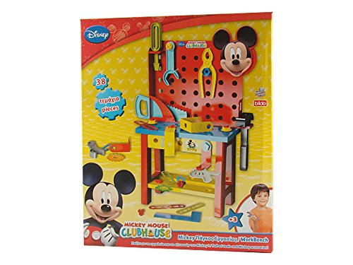 Bildo 8402  Mickey É tabli, Multi Couleur Bildo_ 8402