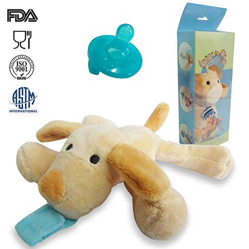 UDS Pacifier Silicone Removable Sanitizing
