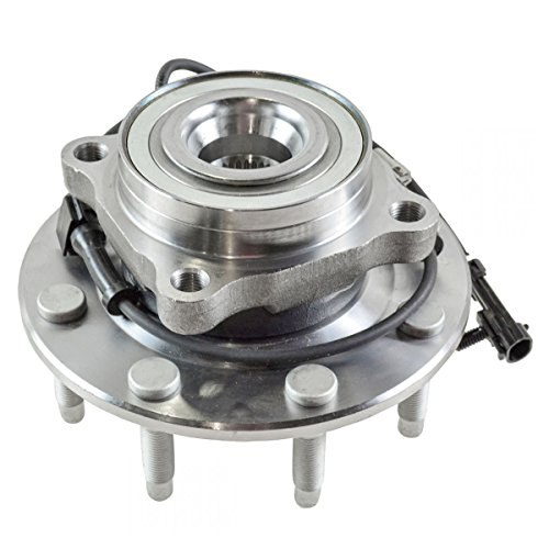 (ABS Front Wheel Hub & Bearing Assembly for Chevy GMC Pickup Truck 8 Lug)