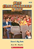 Dawn's Big Date (The Baby-Sitters Club #50) by Ann M. Martin front cover