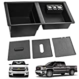 gm center console organizer - 2014-2018 Silverado Sierra Tahoe Suburban Yukon GM Center Console Insert Organizer Tray,Replaces 22817343