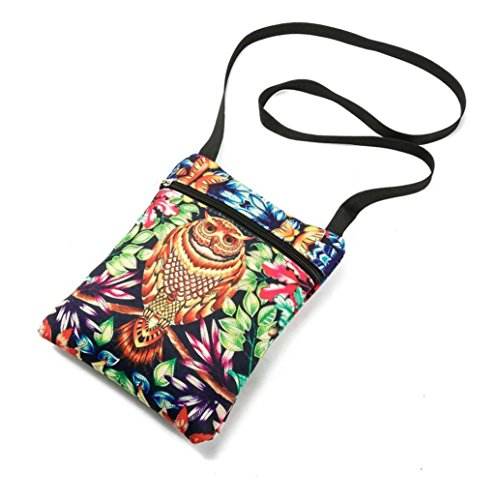 Purse Body E Bohemian Oyedens Tote Cross Bag Printing Shoulder Bag Lady Women's qPwZZxI84T