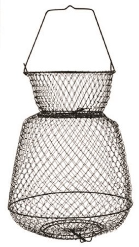 Eagle Claw Wire Fish Basket (Medium/13 x 18-Inch)