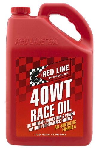 Red Line 10405 40WT Race Oil - 1 Gallon Jug (S10 Race)