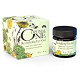 Best Anti Aging Eye Cream - Revitalizing Eye Gel By Optimal One 30ml 1 Oz. - For Wrinkles, Dark Circles, Bags Under Eyes & Puffiness - Made with Organic & Natural Ingredients - Great for Men and Women