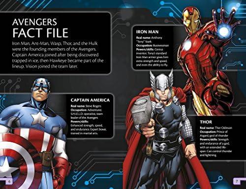 Amazon.com: DK Adventures: Marvel The Avengers: Battle ...