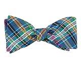 Corrigan Plaid Bow Tie