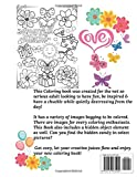 Stress Relieving Coloring Book For Adults: Fun and