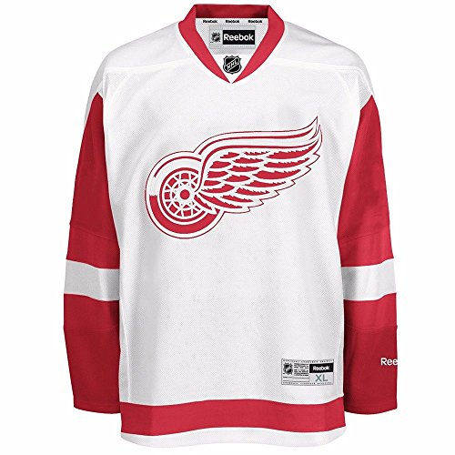 NHL Detroit Red Wings Premier Jersey, White, ()