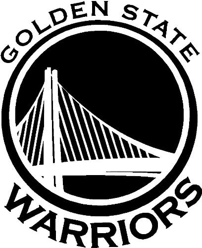 golden state warriors nba team logo vinyl decal sticker With kitchen colors with white cabinets with golden state warriors stickers