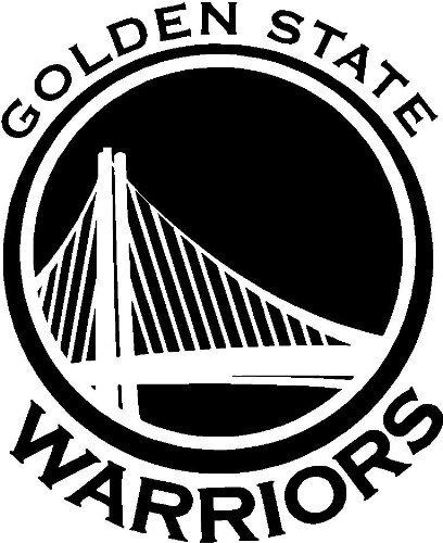 Golden State Warriors Nba Team Logo Vinyl Decal Sticker ...