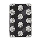 Vantaso Soft Blankets Throw Sport Volleyball Seamless Microfiber Polyester Blankets for Bedroom Sofa Couch Living Room for Kids Children Girls Boys 60 x 90 inch