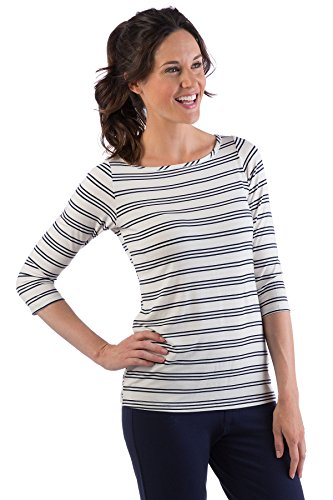 Boatneck Womens Top - 6