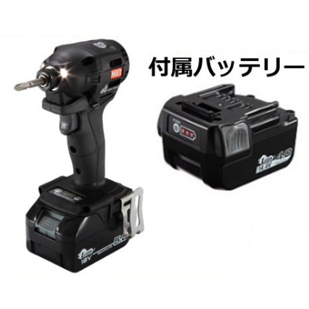 マックス 充電式インパクトドライバ PJ-ID151K-B2C/1440A