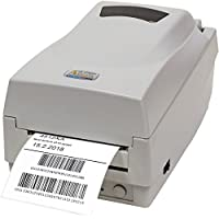 Sato 99-21402-604 Argox Series OS Direct Thermal Printer, 4.1, 203 dpi Resolution, 3 ips Print Speed, USB/Parallel/Serial Interface, TT