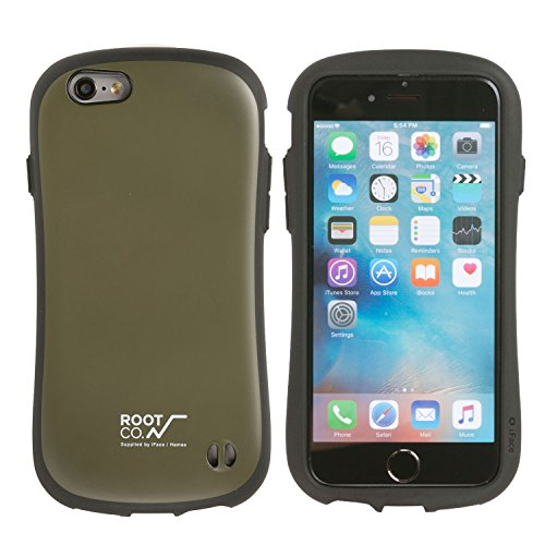 ROOT CO. Gravity Shock Resist Case ROOT CO.×iFace Model iPhone6s/6 ケース MIL規格 / Khakiの商品画像