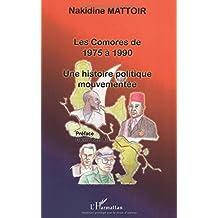 Comores de 1975-a 1990 les