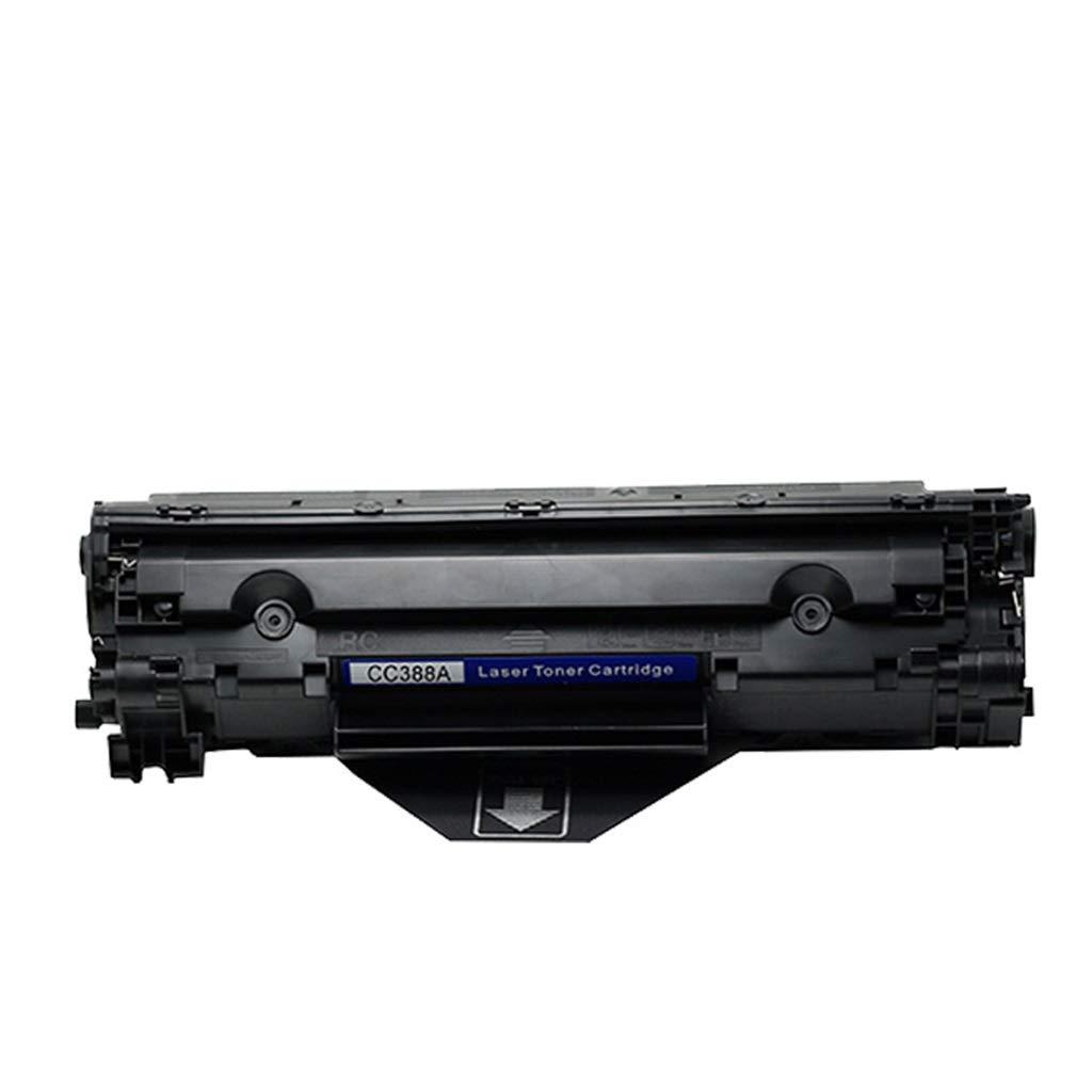 RSQGBSM Bürobedarf Druckerzubehör 388a Tonerkartuschen HP P1007 1106 1213 M1136 1216 Einfach zu Pulver 88a Tonerkartuschen hinzufügen 3D-Druck & Digitalisierung