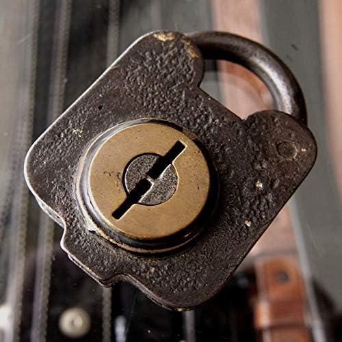 【アウトレット品】 1800s VINTAGE PADLOCKビンテージ パドロック(南京錠)