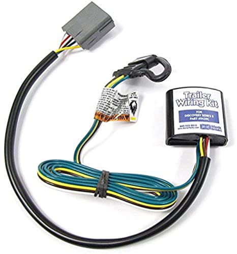 amazon com atlantic british land rover ywj500120 trailer wiring kit rh amazon com land rover trailer wiring harness #9439c land rover lr4 trailer wiring harness