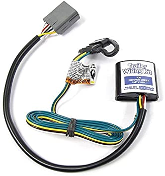 512bm50LBmL._SY355_ amazon com trailer wiring kit (ywj500120) for land rover 2004 range rover trailer wiring harness at aneh.co