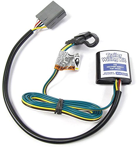 Trailer Wiring Kit (YWJ500120) for Land Rover Discovery 2 by Atlantic British Ltd.