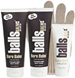 The Bare Pair 'Double Team' King Kombo - Body Hair Management System (w/ Exfoliating Glove)