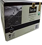 Peet's Coffee Organic Alma de la Tierra Dark Roast K-Cup Packs, 96 Count