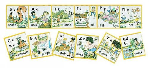 Jolly Phonics Wall Frieze pdf