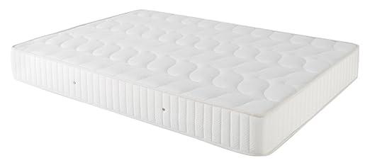 Dormio - Colchón de Eliocel, 160 x 200 x 24 cm, color blanco (Todas las medidas): Amazon.es: Hogar