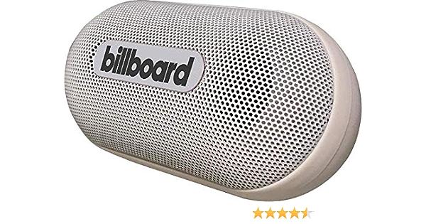 Billboard 2 in 1 Bluetooth Wireless Portable Speaker Water Bottle