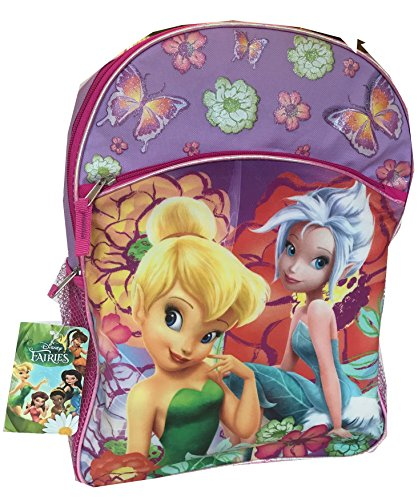 Disney Fairies Backpack - Disney Tinkerbell and Fairies 16