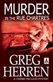 Murder in the Rue Chartres by Greg Herren front cover