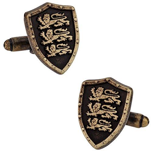 English Three Lions Cufflinks by English Three Lions Cufflinks