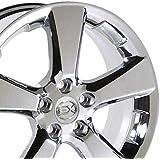 18x7 Wheel Fits Lexus, Toyota - RX 330 Style Chrome Rim, Hollander 74171