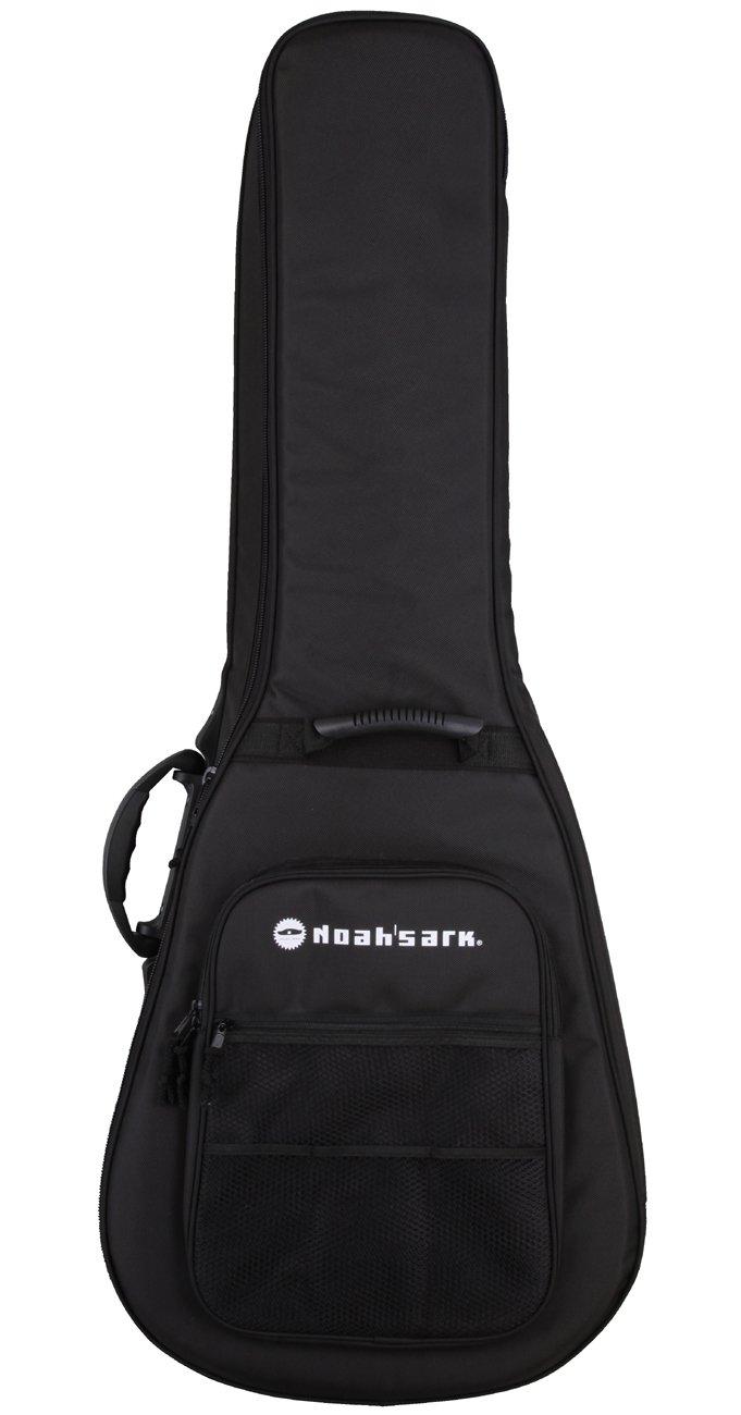 Noah'sark ASH-Black アコギ/エレアコ用セミハードケース B003I5E2XU Black Black