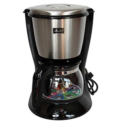 Huoduoduo Máquina del Café, Máquina Semi-Automática del Café, Energía Clasificada 650W,