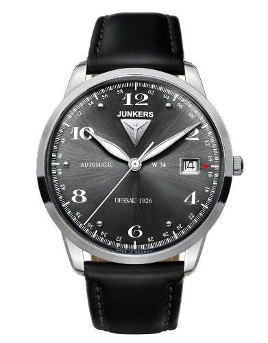 Junkers Watch Automatic Flatline 6350-2