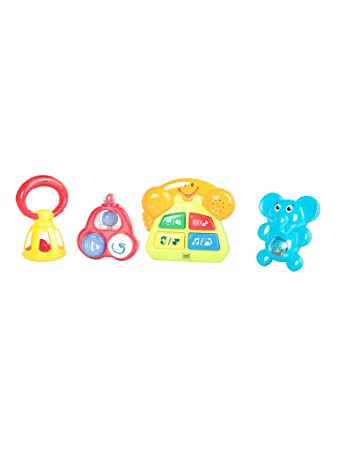 Mee Mee Baby Rattle Set  Multi Color  4 Pieces Buy Mee Mee Baby Rattle Set  Multi Color  4 Pieces  Online at Low  . Mee Mee Baby Bather Online India. Home Design Ideas
