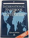 International Handbook of Universities, IAUS, 1561592226
