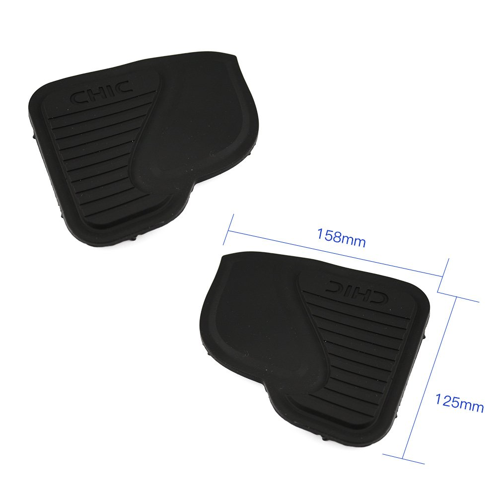 Amazon.com: WISE TIGER Replacement Top Foot Pads Pedal Cover ...