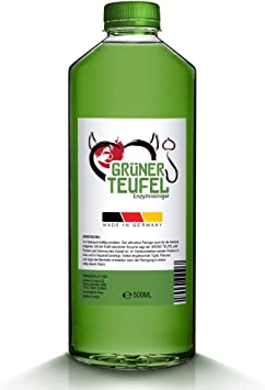 Gruner Teufel Enzyme Cleaner 500 Ml 2020 Version Carpet Cleaner Kitchen Cleaner Upholstery Cleaner All Purpose Cleaner Ideal For Sofa Car Seats Upholstery Amazon De Drogerie Korperpflege
