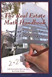 The Real Estate Math Handbook, Jamaine Burrell, 091062707X