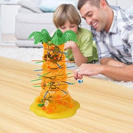hj Tumblin Monkeys, Juego de Mesa para niños, Monos Locos ...