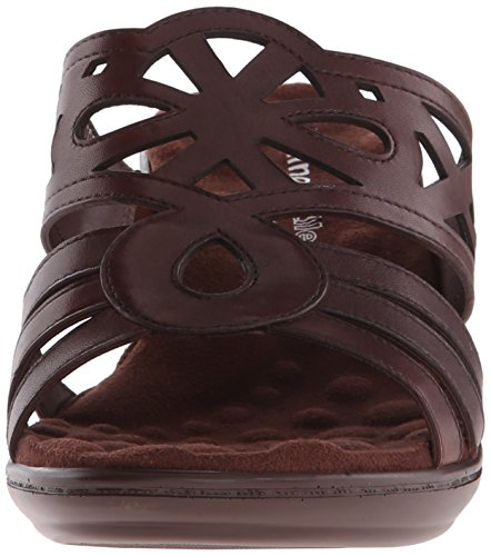 Wedge Tobacco Walking Logan Women's Cradles Sandal qttFU7wZ