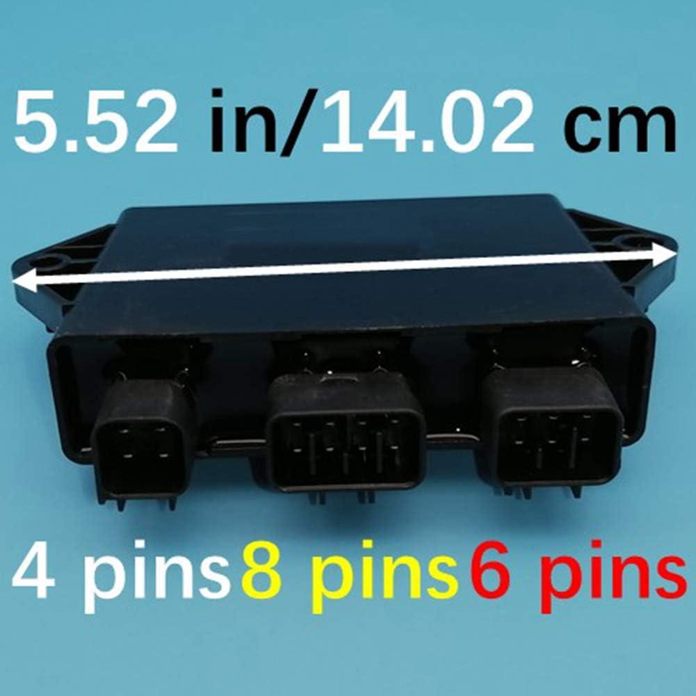Tuzliufi CDI Box for Wolverine Sport Bruin Grizzly YFM 350 YFM350 2x4 4x4 FAS 5UH-85540-00 5UH-85540-00-00 2004 2005 2006 2007 2008 2009 2010 2011 2012 2013 2014 New Z601